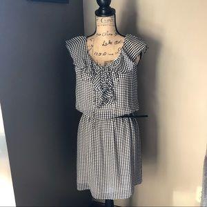 MAX STUDIO dress with belt